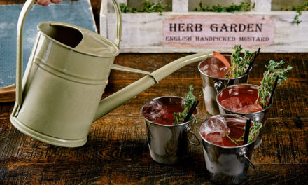 Raise a Cocktail to National Gardening Week at The Botanist