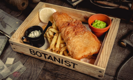What's on this Easter at The Botanist