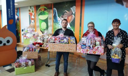 EDF Energy donate Easter gifts for women in need