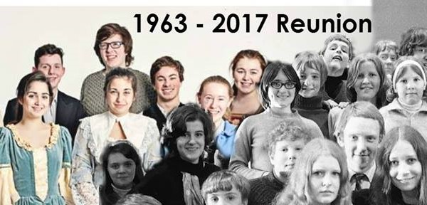 Young People's  Theatre Reunion