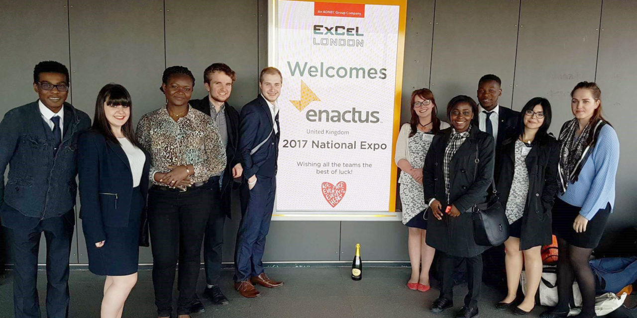 Success for Teesside University social enterprise society
