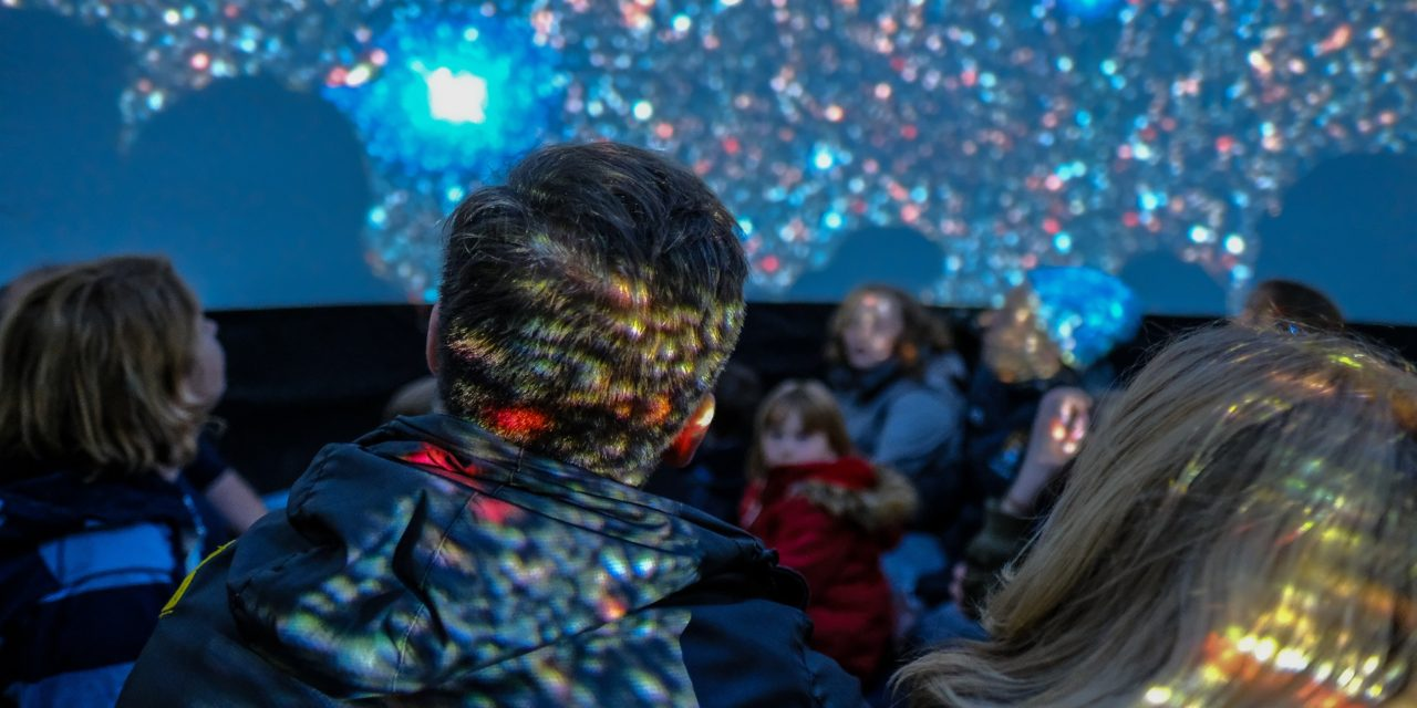 Dark Skies Festival's legacy as Scarborough firm invests in pop-up planetarium