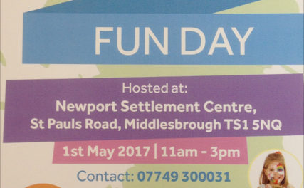 Community Fun Day at Newport Settlement