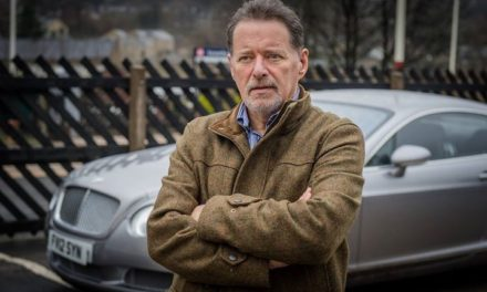 Meet Happy Valley actor George Costigan as he introduces his debut novel 'The Single Soldier' to the North East