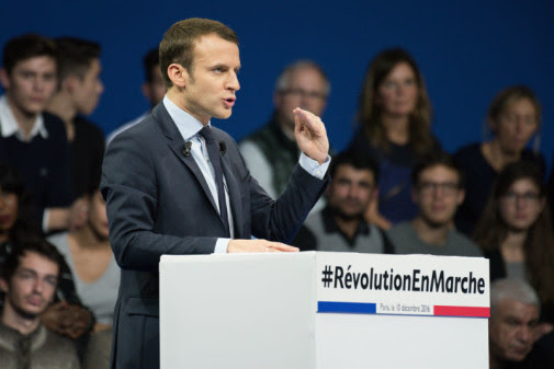 Macron's challenges go way beyond winning the election