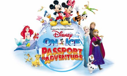 Disney On Ice presents Passport to Adventure on sale 9 am Friday 5 May
