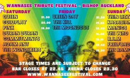 Wannasee Festival Starts This Friday
