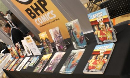 Sunderland's hat-trick to host UK's Graphic Novel Expo Wonderlands