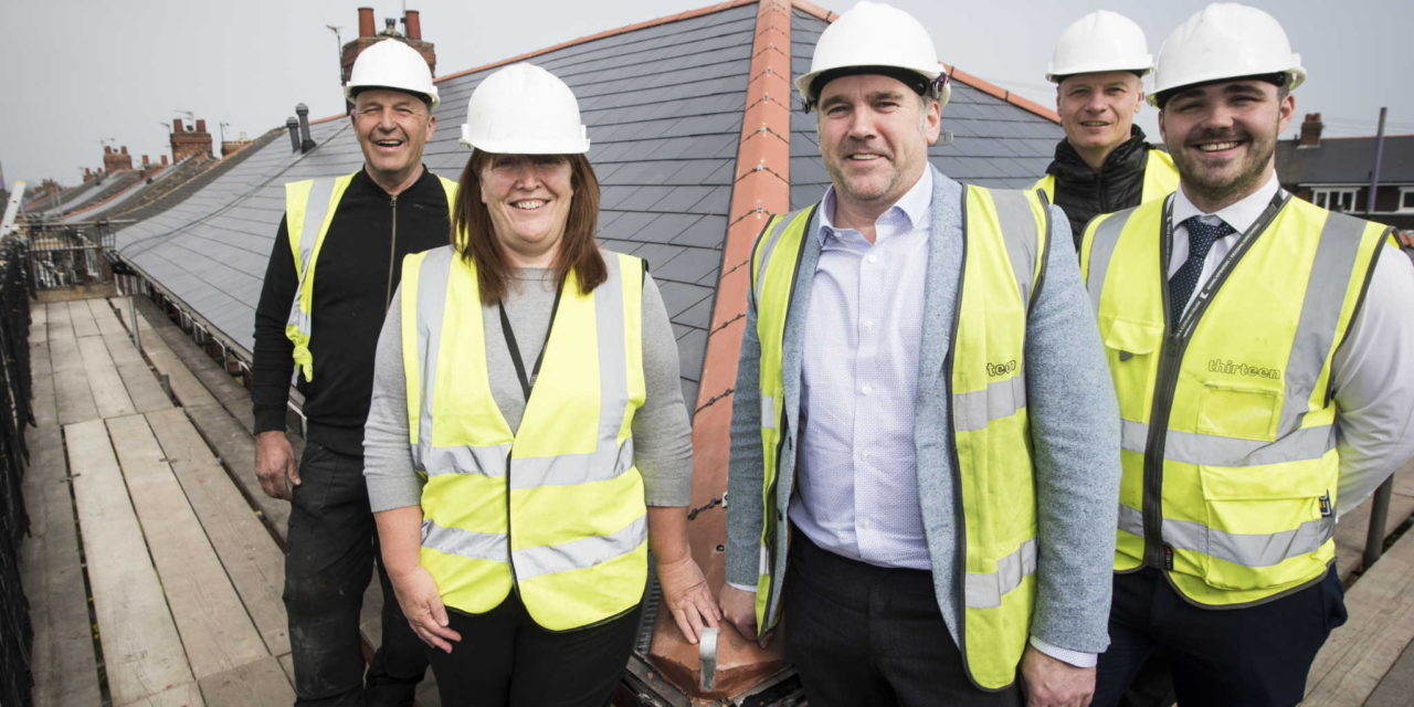 Year-long investment in Middlesbrough homes completed