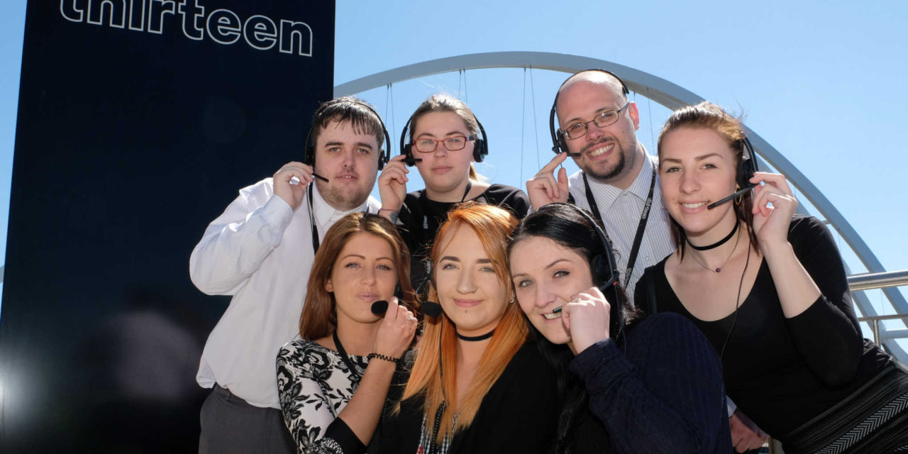 Thirteen Group supports a dozen young people into work