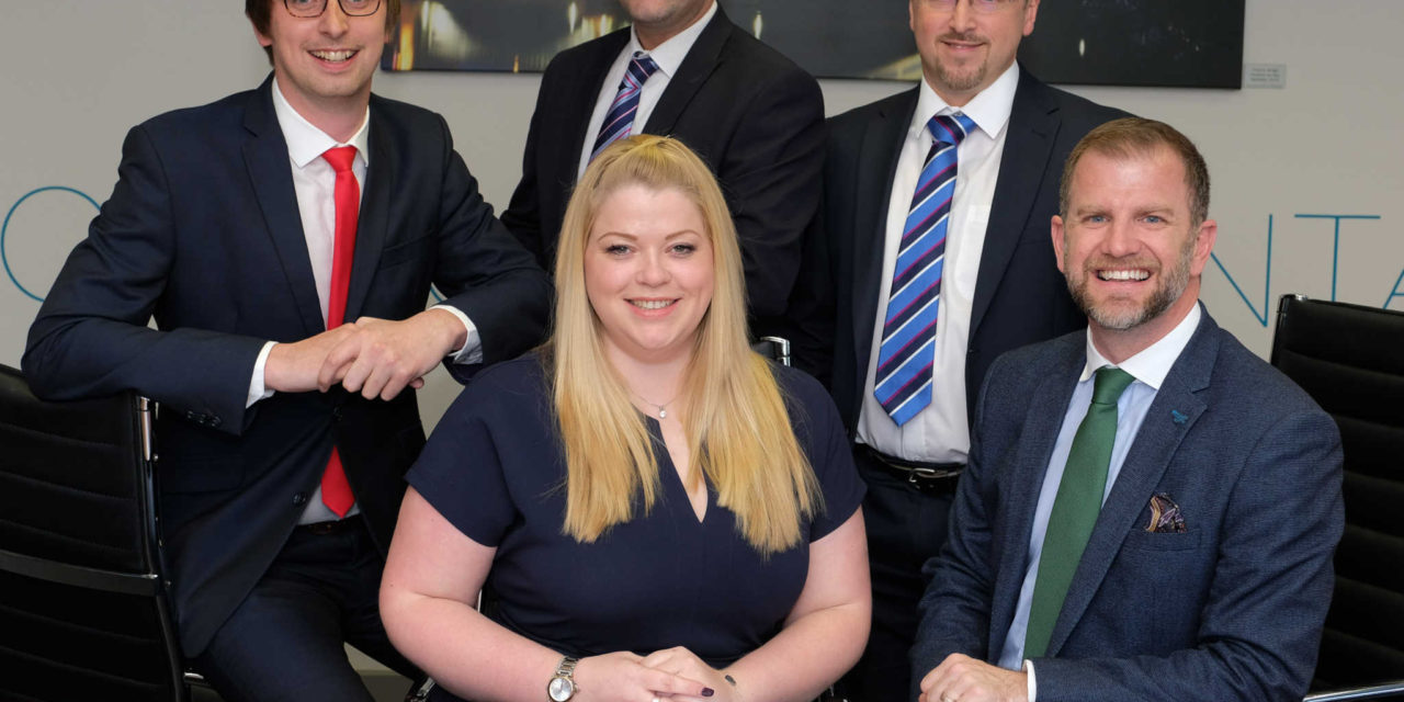 Four new specialist Independent Financial Advisers join the Active team