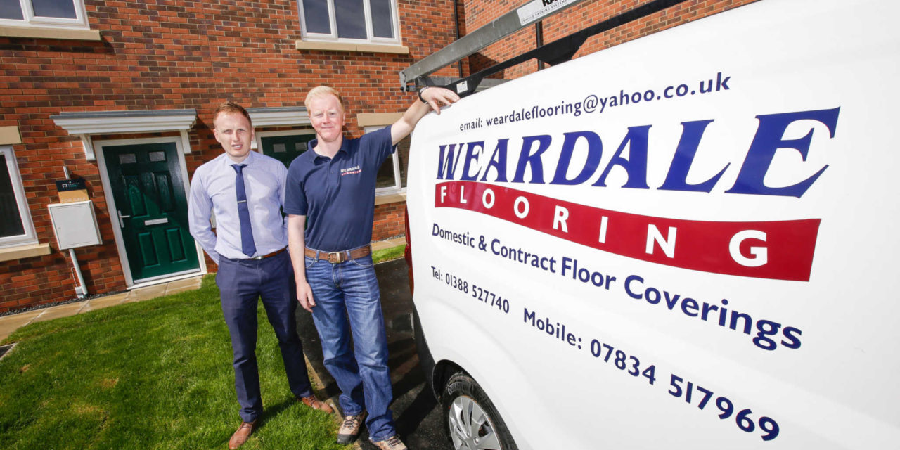 Property developer builds strong relationships with local suppliers