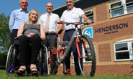 Henderson's to embark on 160-mile charity challenge