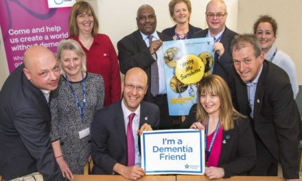 Bring Me Sunshine – a new dementia strategy for North Yorkshire