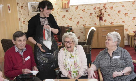 Residents speak up in county council creative workshops