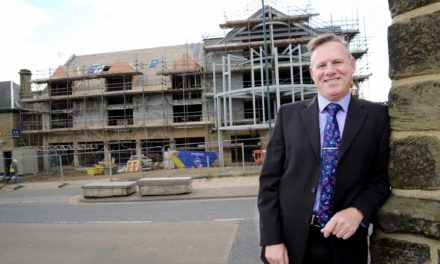 Prestigious Northumberland care home officially opens its doors