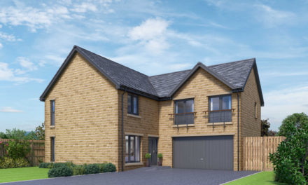 New luxury homes set for Rothbury