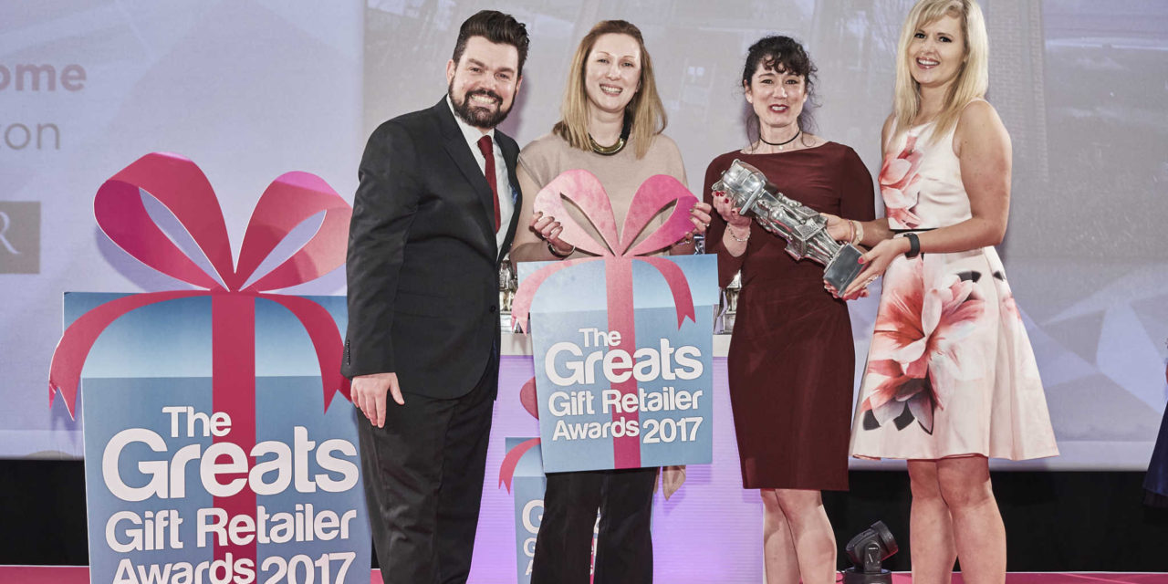 Barkers Home wins top award – gift-wrapped!