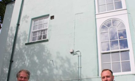 Historic Durham homes given new old look