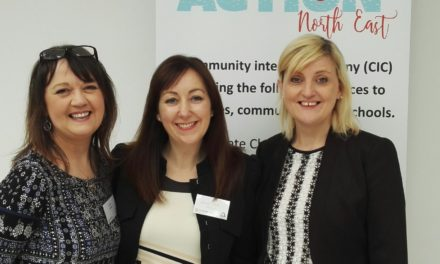 Climate trio take action in the North East