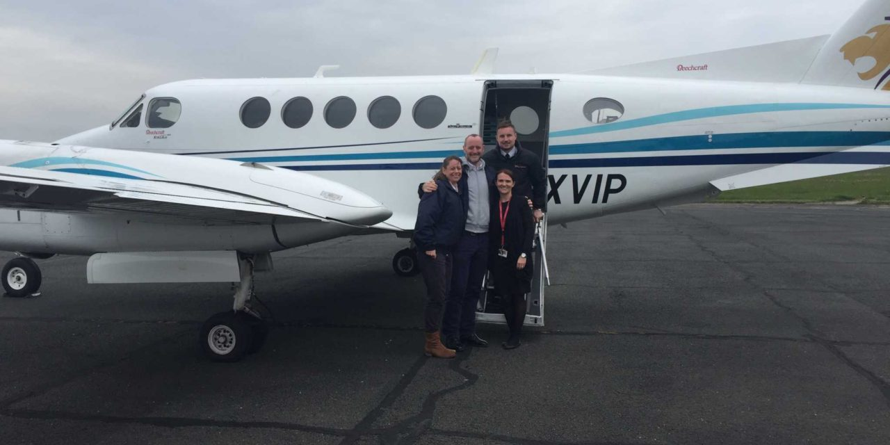 New Ground Handling Service Takes Off