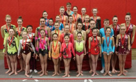 Deerness Acrobats Head to First National Finals of 2017