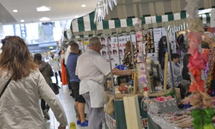 Food and Craft Market Dundas Shopping Centre, Middlesbrough