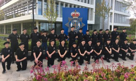 Police cadets to play their part in upcoming Tour Series