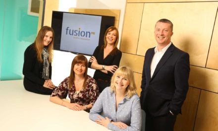 New look and new faces at growing North East PR firm