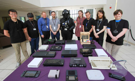 Hartlepool College of Further Education has the high score with GameCon 17