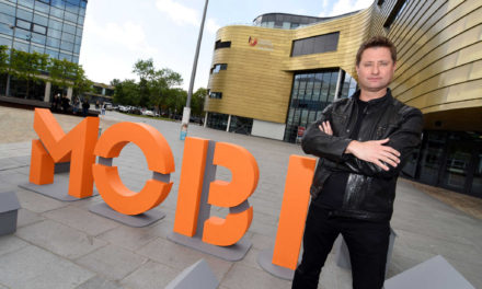 George Clarke to speak at MOBI employer event