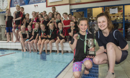 Hambleton's swimming clubs fourth swimming gala