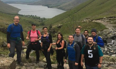 Charity Three Peaks Challenge for Financial Experts
