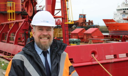 New appointment to steer sales at Port of Sunderland