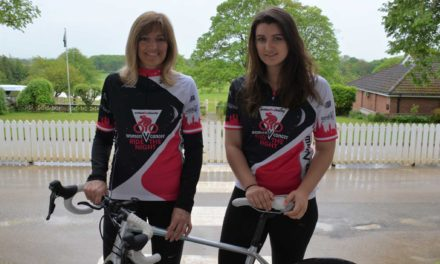 Night Ride for Mother and Daughter in Aid of Charity