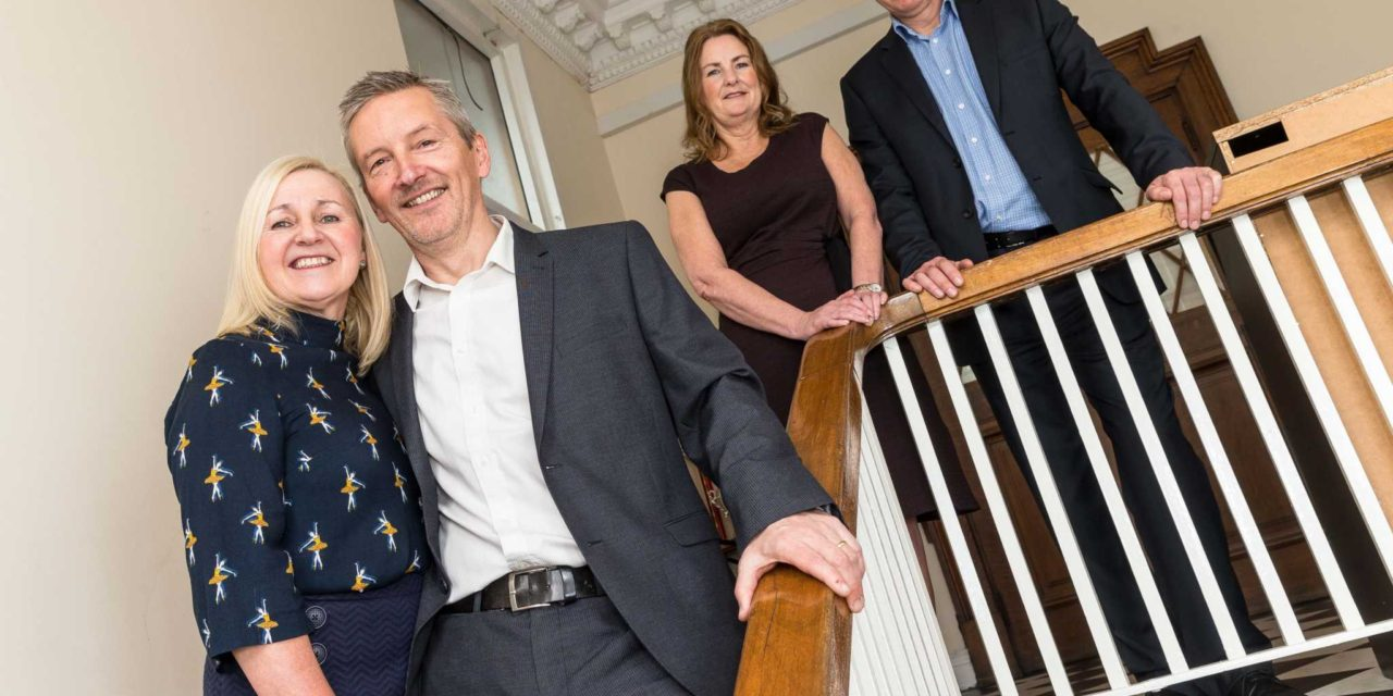 Entrepreneurs' Pension Fund helps Pay for Newburn Town Hall Renewal