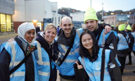 Volunteers Set to Shine at Lumiere