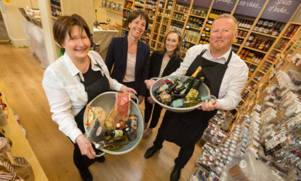 Expansion is recipe for success for North East food and drink retailer