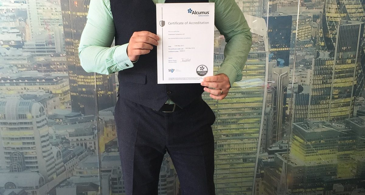 Greenbank awarded SafeContractor accreditation for 10th year running
