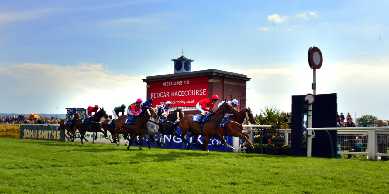 Stars in action at Redcar this Thursday