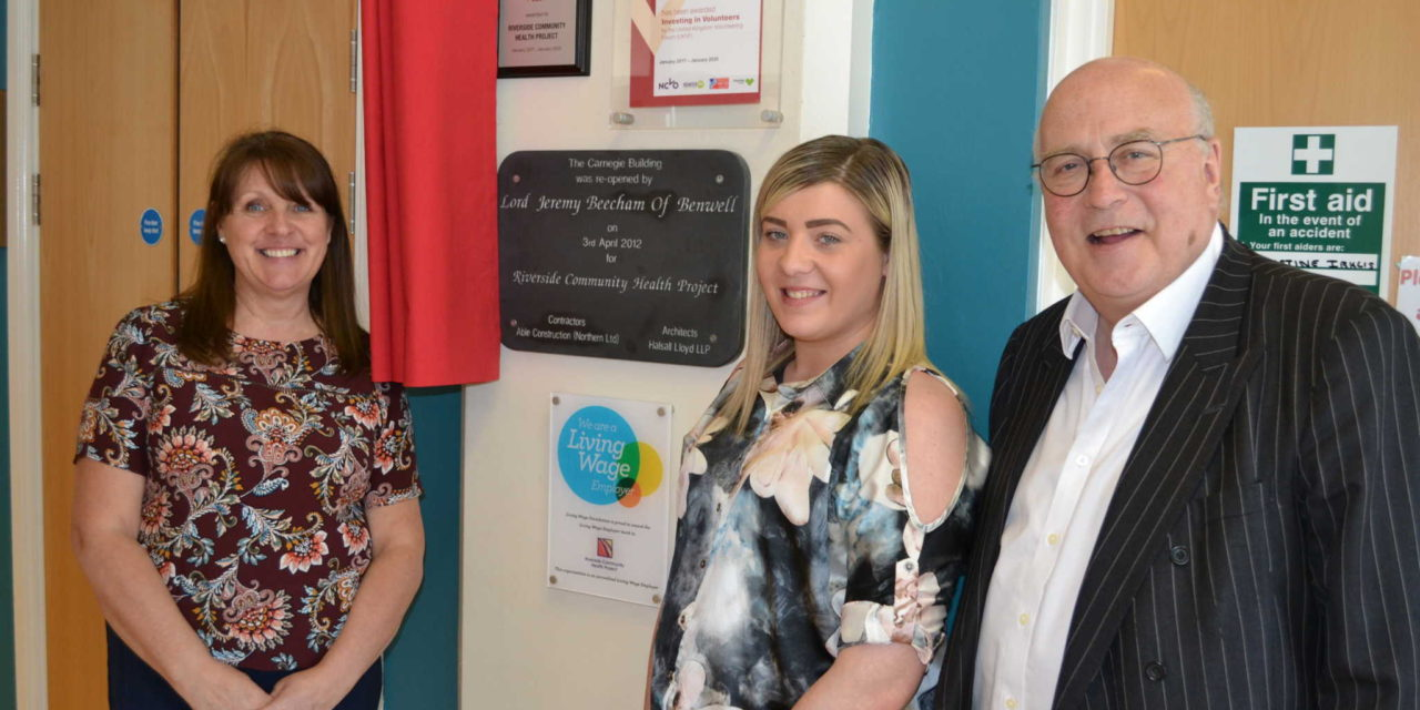 West End community health project awarded national volunteer accolade
