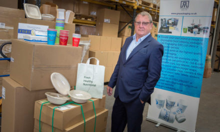 North East packaging company celebrates