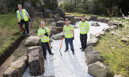 New lease of life for Japanese Garden