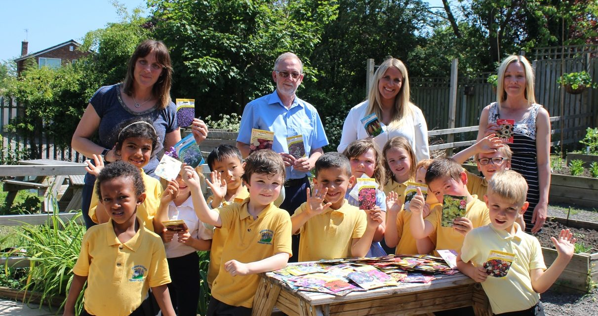 Blooms Garden Centre: City Set To Bloom After Garden Centre Donates Seeds To