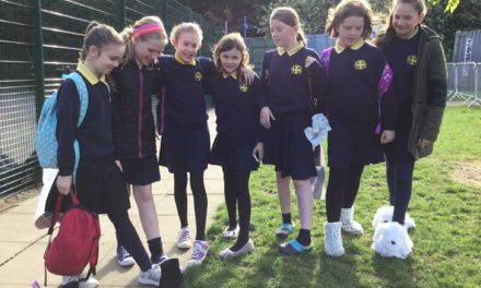 Northumberland schools step up to the challenge