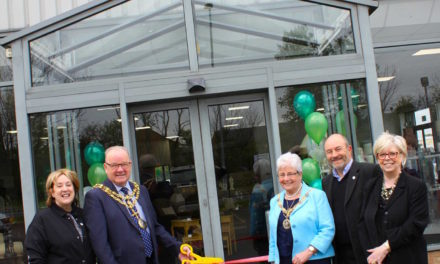 Hospice opens first ever charity superstore