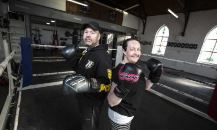 County Durham Community Club is Boxing Clever with GBLF