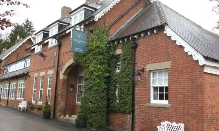 Hotel within the Otterburn Hall estate sold to experienced operator