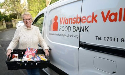 Wansbeck Food Bank Extends Successful Butcher Voucher Scheme with Newcastle Building Society Support