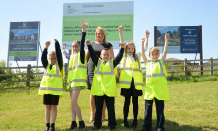 Local boy inspires name for new housing development in Ryhope